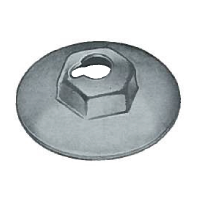 Capped Washer Type Lock Nuts