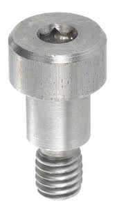 Metric Precision Shoulder Screw - Socket