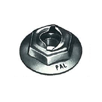 Self-threading Washer Type Locknut, Metric