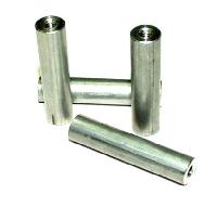 "Quantity 10 Aluminum male-female Standoff 1-5//8/""-Long 1//4/""-Hex 6-32 Threads"